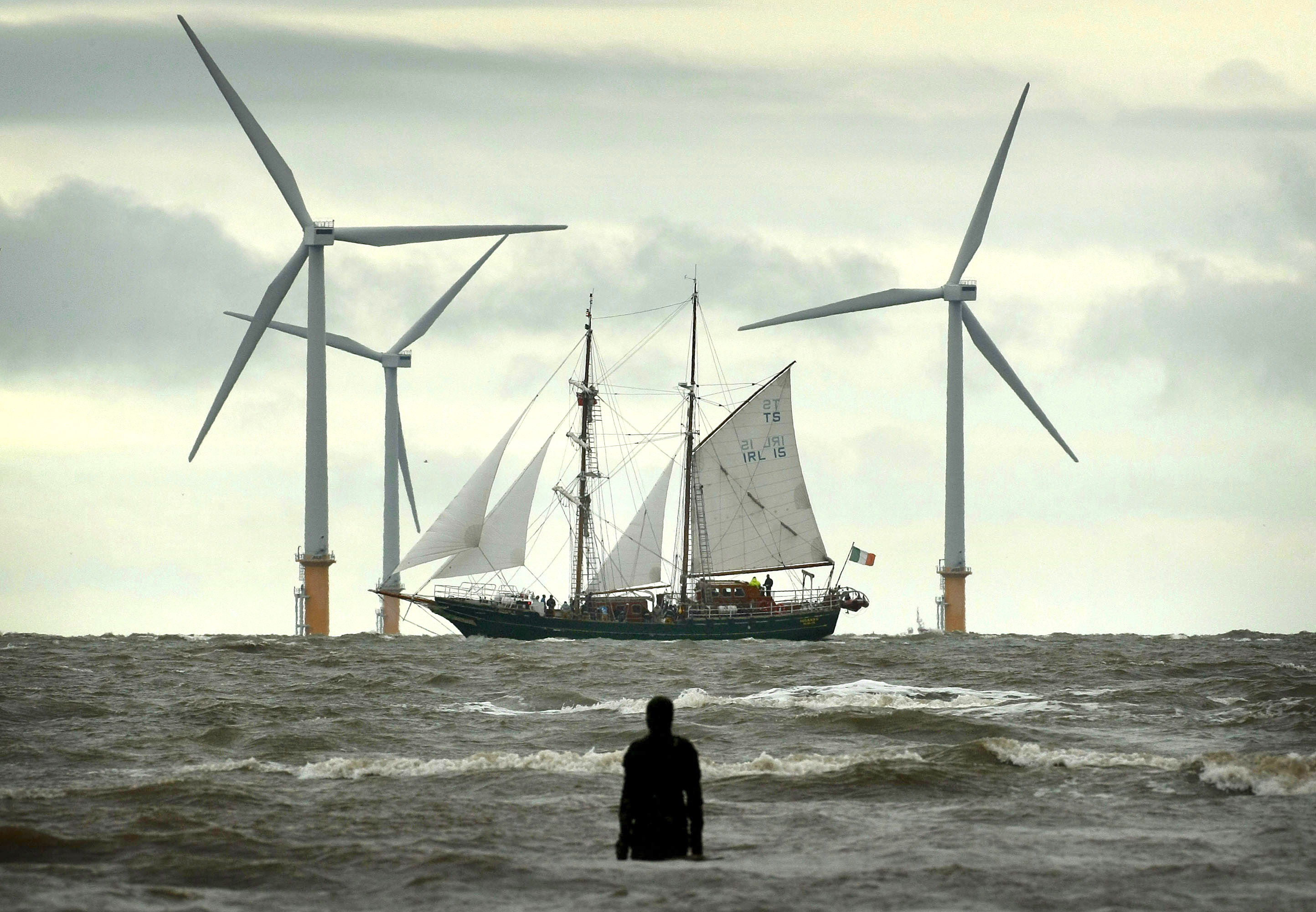 wind energy ship