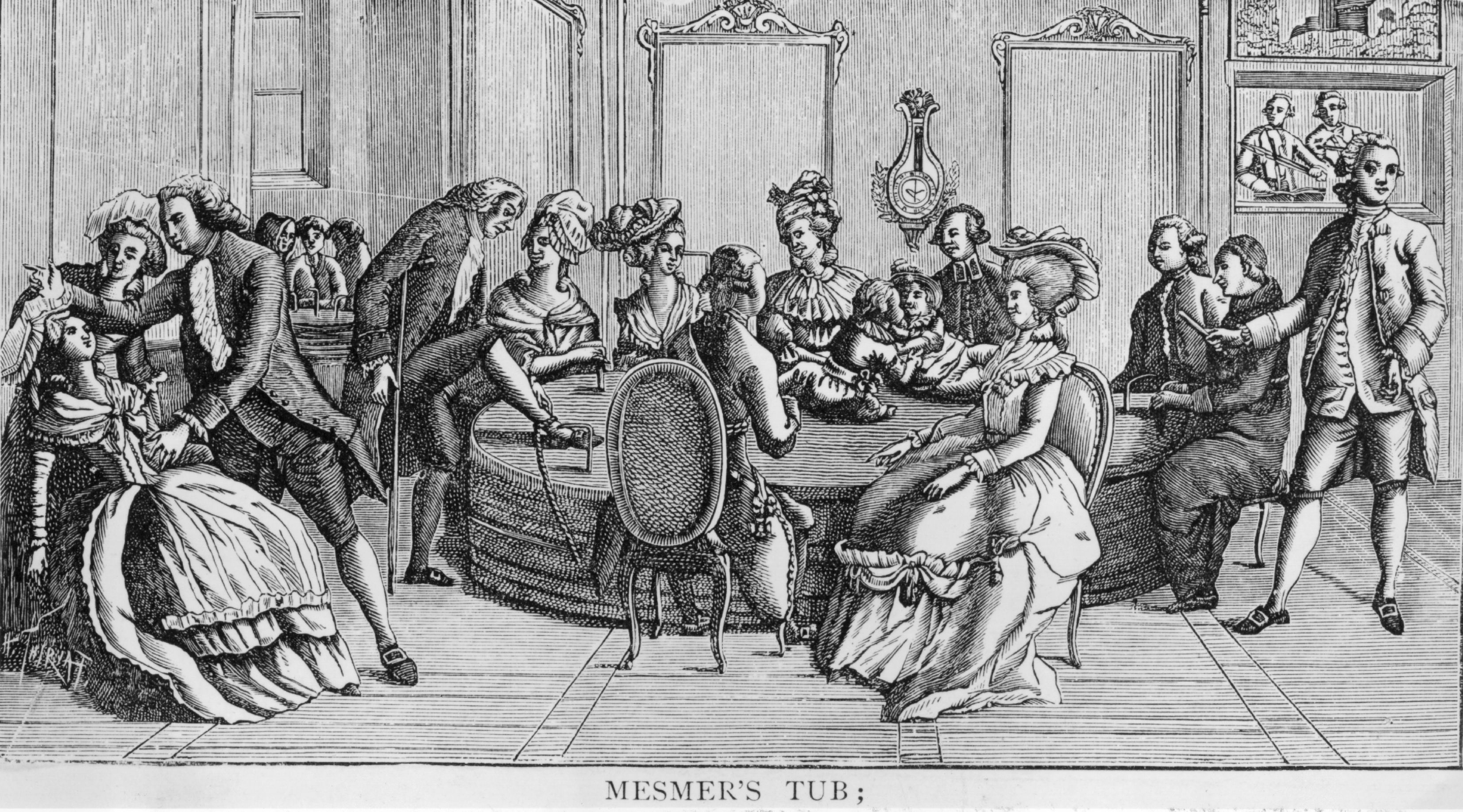 Learn about the history of hypnosis - a fascinating subject!