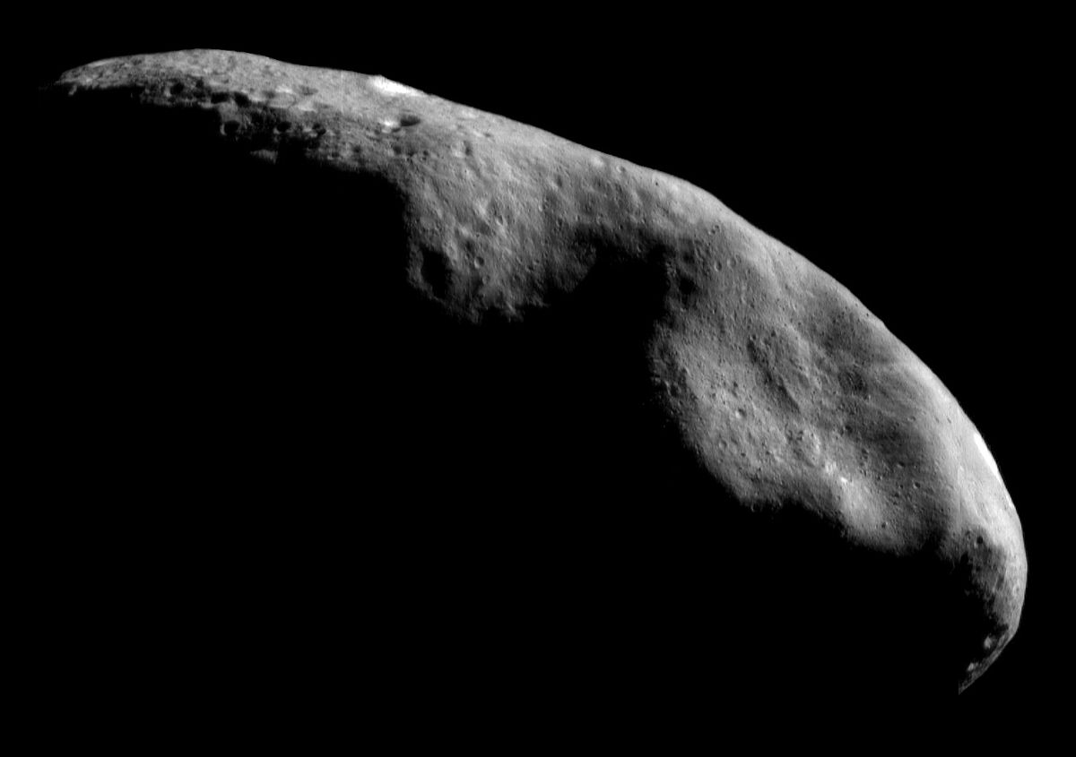 NASA to Explore an Asteroid Containing Enough Mineral ...