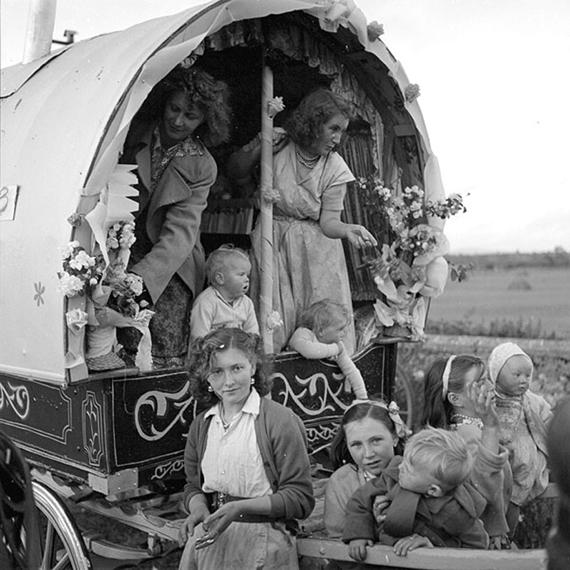 Travellers 1954