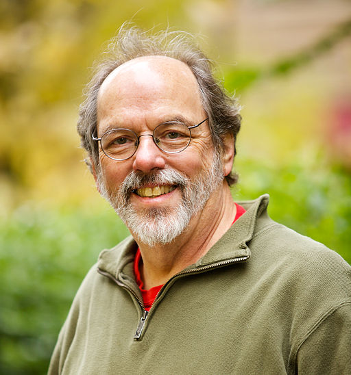 Pioneering American computer programmer, Ward Cunningham By Carrigg Photography for the Wikimedia Foundation (Own work) [CC BY-SA 3.0 (http://creativecommons.org/licenses/by-sa/3.0)], via Wikimedia Commons