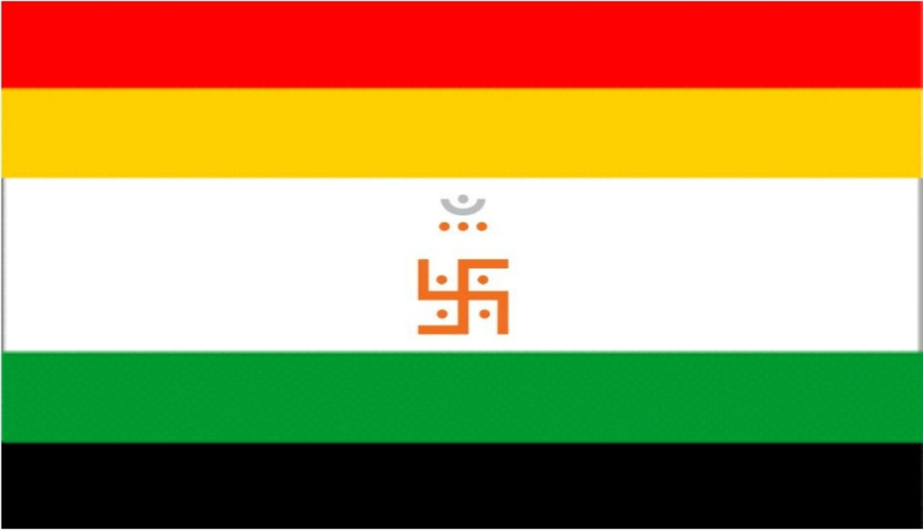The Flag of Jainism