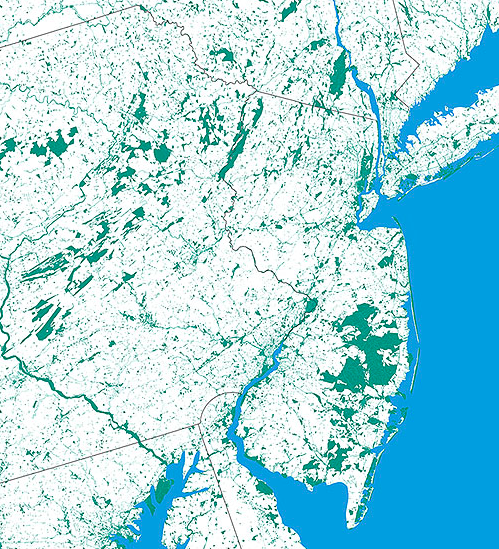 Nobody Lives Here Mapping Emptiness in the US and Beyond Big