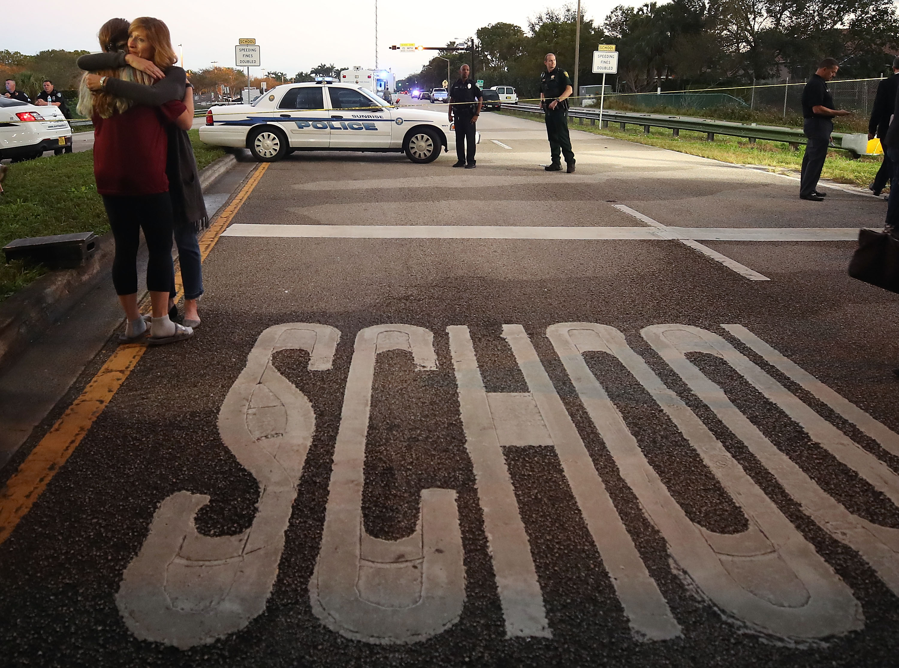 Student survivors of Florida shooting slam Trump over Federal Bureau of Investigation tweets